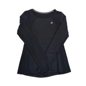VSX Sport Black Long Sleeve Athletic Top